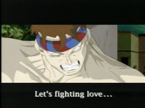 lets fighting love